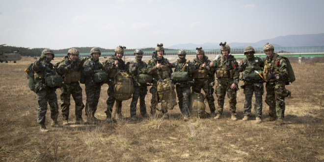 How U.S., South Korean Special Ops Would Join Forces in a New Korean War | The Cipher Brief