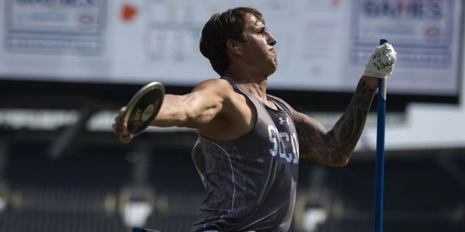 Sailor Honors Fallen Comrades With Gold Medal Wins at Warrior Games | Department of Defense