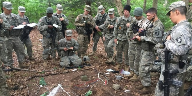 1st SFG (A) Trains Cadets at West Point | DVIDS