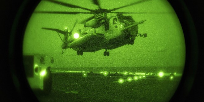 'We Own the Night': The Rise And Fall Of The US Military's Night-Vision Dominance | Task & Purpose