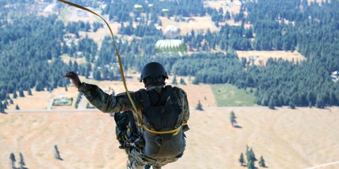 Army Special Forces Parajump | RealClearDefense