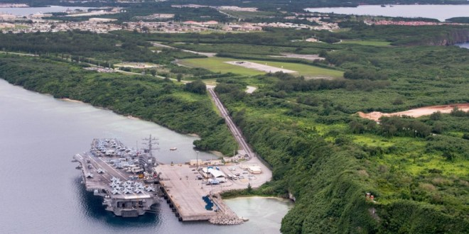 Guam governor on North Korea: 'Currently there is no threat to our island' | The Washington Post