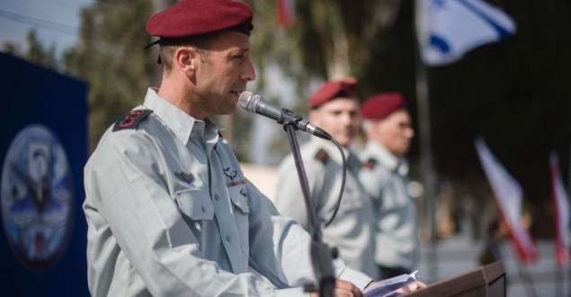 Col. Avi Blot takes over as IDF's top commando | The Times of Israel