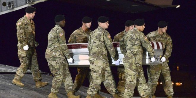 US Troops Met with 'overwhelming force' in Niger Ambush | ABC News