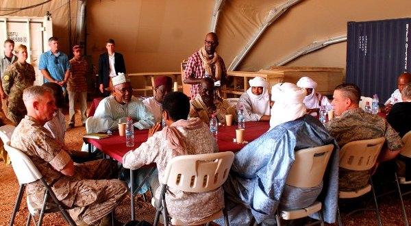 Special Operations Takes on Risk in Growing Niger Mission | Military.com