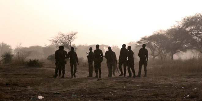 Fallout From Deadly Niger Ambush Worsens As Bombshell Reports Target AFRICOM | Task & Purpose