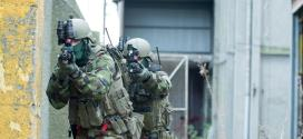 Elite Army Rangers among the hundreds of Defence Forces members involved counter-terrorism exercises across Dublin | the Irish Sun