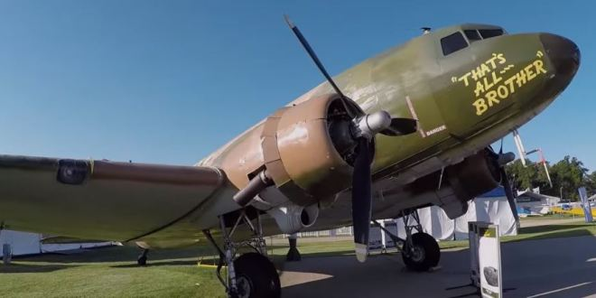 Plane that carried paratroopers over Normandy saved from junkyard, restored | Air Force Times