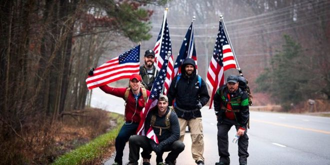 106-mile 'Freedom Ruck' raises awareness for Navy SEALs | Fox News