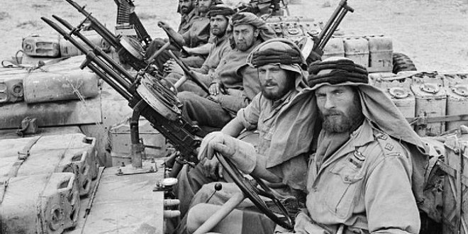 National Army Museum to hold first ever SAS commanders exhibition | Express UK