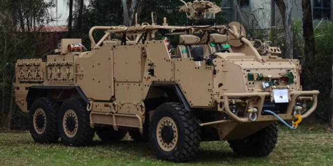 NZ's elite SAS soldiers get rugged new army vehicles | NZ Herald