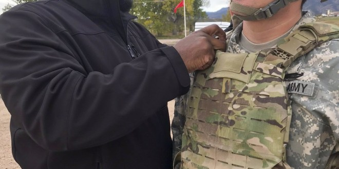 New in 2018: Army to issue new body armor to soldiers | Army Times