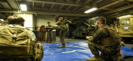 Australian Army adopts Marine Corps-style hand-to-hand combat training | Marine Corps Times