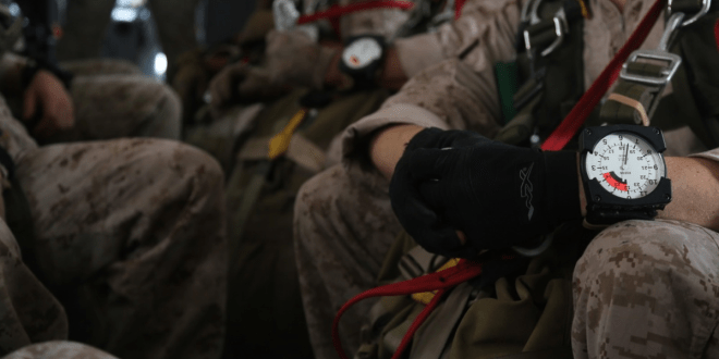 Corps identifies recon Marine killed in parachute mishap | Marine Corps Times
