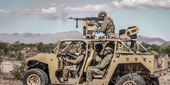 Canada receives Polaris special ops vehicles | Shepard Media