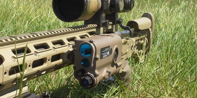 Marines select rifle-mounted laser rangefinder | Marine Corps Times