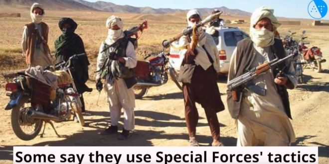 Taliban's 'Red Unit' poses new threat to Afghan security   Asia Times