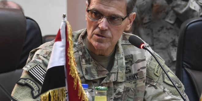 Top US commander wants more aggressive Afghan push this year | The Washington Post