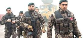 Turkey sends police special forces to Afrin, signaling urban fight | Hurriyet Daily News
