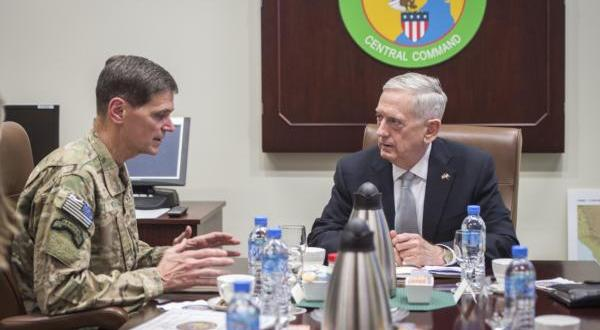Gen. Votel: Russia is both 'arsonist and fireman' in Syria | Military Times