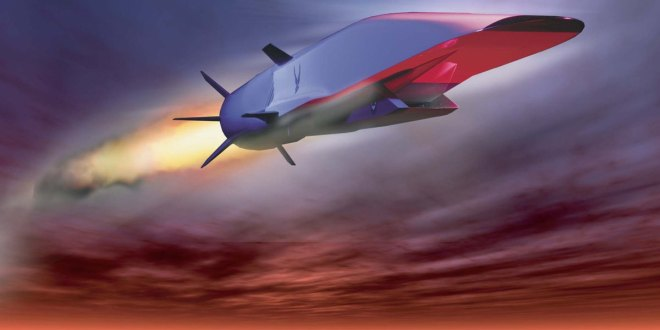 Missile Defense Agency asks for $700 million to bolster hypersonic defense | C4ISRNET