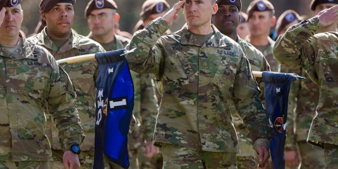 Amid beret backlash, the Army's SFAB soldiers focus on training, deployment | Army Times