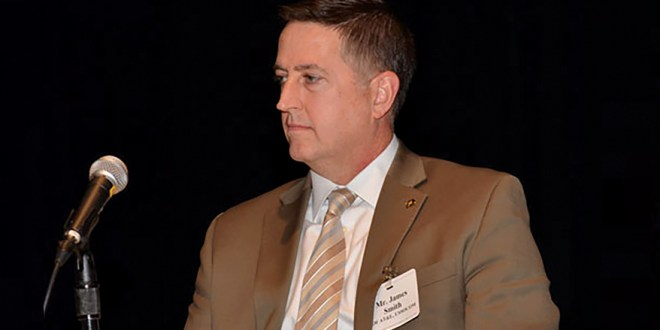 Q&A with SOCOM's New Acquisition Executive, James Smith   National Defense