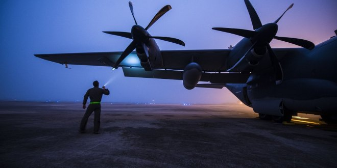 Air Force responds to reports that its newest gunship is having problems with its big guns   Air Force Times