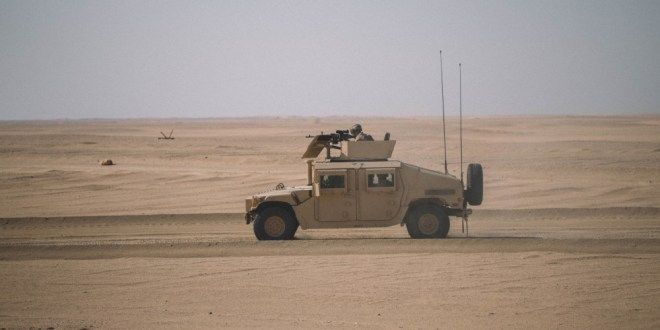 Man arrested for stealing Humvee just wanted to join the Army | Army Times