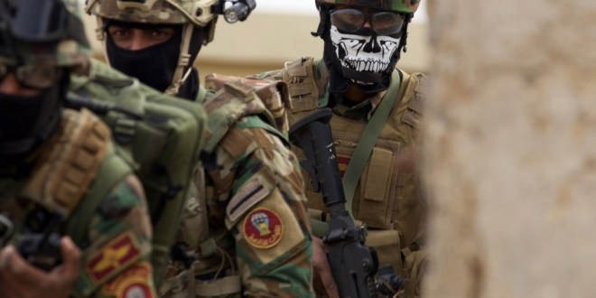 ABADI ORDERS SPECIAL FORCES TO TAKE CONTROL OF NAJAF AIRPORT | NRT