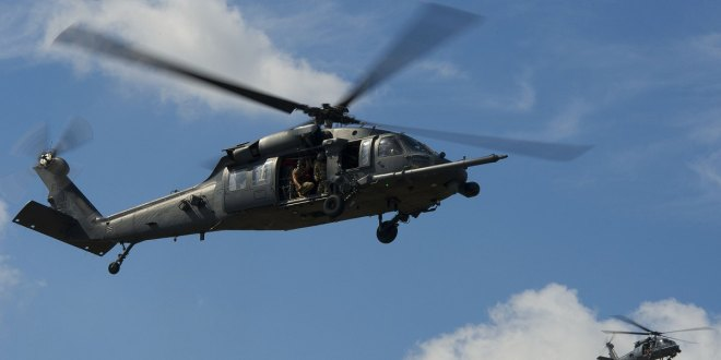 US helicopter crashes in western Iraq | Air Force Times