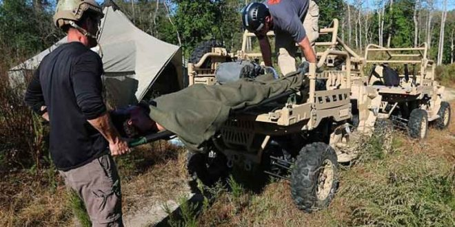 US Special Forces & Grady Health Train Combat Medics (Multi-Video) | American Security Today