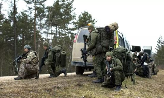 U.S. Special Ops and Lithuanian Reservists Practiced Waging Guerrilla War Against Russia | The Drive