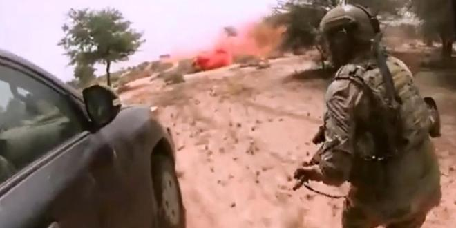 ISIS video shows deadly ambush on American soldiers in Niger | NY Daily News