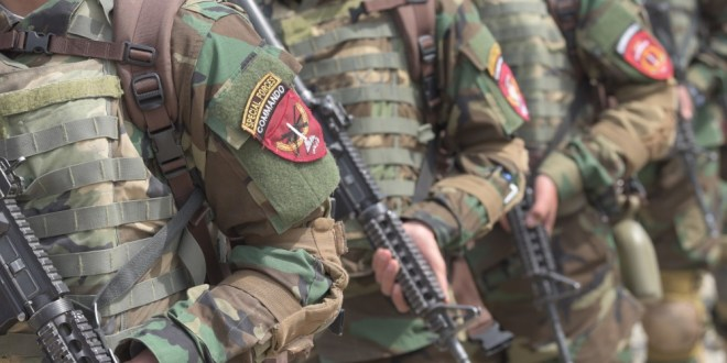 Afghan SOF graduate 828 Commandos, on pace to add 4,000 by April | DVIDS News