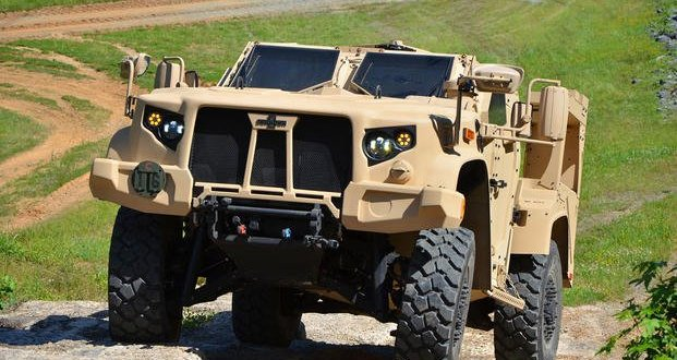 Marines Developing JLTV Air-Defense System Armed with Laser Weapon | Military.com