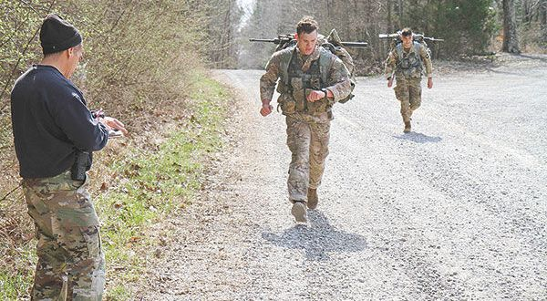 101ST AIRBORNE DIVISION: BEST RANGER TRAINING | The Fort Campbell Courier