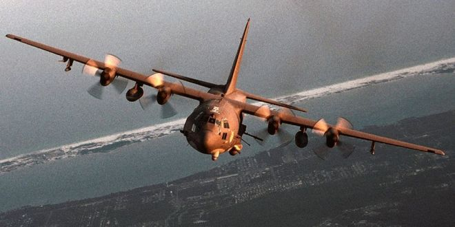 'Adversaries' jamming Air Force gunships in Syria, Special Ops general says | Fox News
