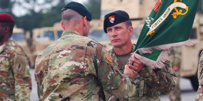 A View from the CT Foxhole: Lieutenant Colonel Kent Solheim, Commander, 3rd Battalion, 3rd Special Forces Group | Combatting Terrorism Center