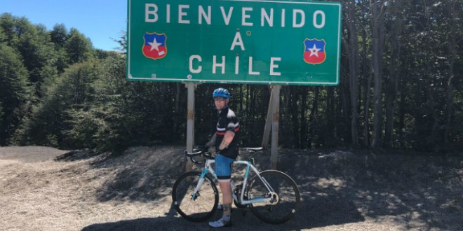 Special Forces soldier smashes record for cycling the length of South America   Guinness World Records
