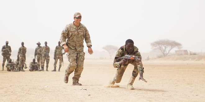 US military opens annual counterterrorism training in Niger | Military Times
