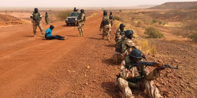 US Special Operations soldiers, African partners wrap up Flintlock exercise | Stars & Stripes