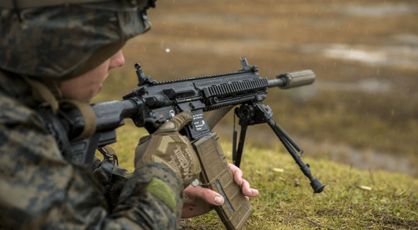 The Corps is on track to fully field the M38 marksman rifle, despite setbacks for the M27 IAR | Marine Corps Times