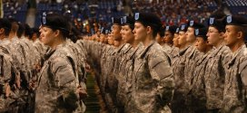 Army lowers 2017 recruiting goal; more soldiers staying on   Army Times