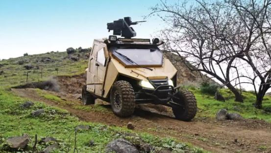 This Could Be The Armored 'Tactical Golf Cart' The U.S. Military Desperately Needs | The Drive