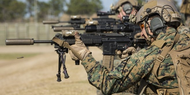 12-man rifle squads, including a squad systems operator, commandant says | Marine Corps Times