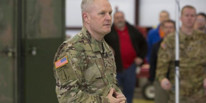 Army Special Operations Aviation Command bids farewell to leader | The Fayetteville Observer