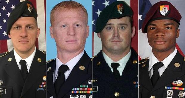 US soldiers killed in Niger were outgunned, 'left behind' in hunt for ISIS leader| ABC News
