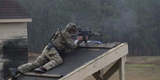 SOCOM snipers will ditch their bullets for this new round next year | Military Times