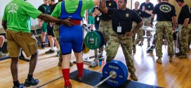 1st Special Forces Group (Airborne) Soldiers Host Washington State Special Olympics for Third Year
